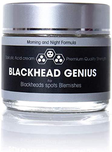 Blackhead Genius Crema de árbol de té con ácido...