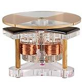 Sunnytech Solar Vertical Disc Shape Mendocino Motor Magnetic Levitating Educational Model Science Physics Toy QZ02