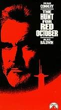 Hunt for Red October VHS