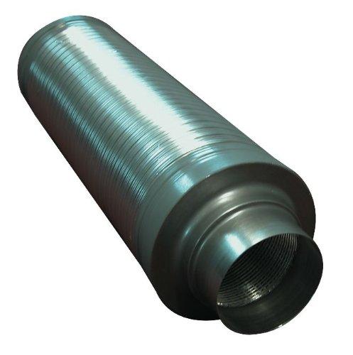 System Air (flexible silencers) 08-395-005 Belüftungsgeräte 100 mm (4 Zoll)
