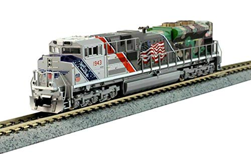Kato N Scale EMD SD70ACe Union Pacific The Spirit #1943 W/DCC