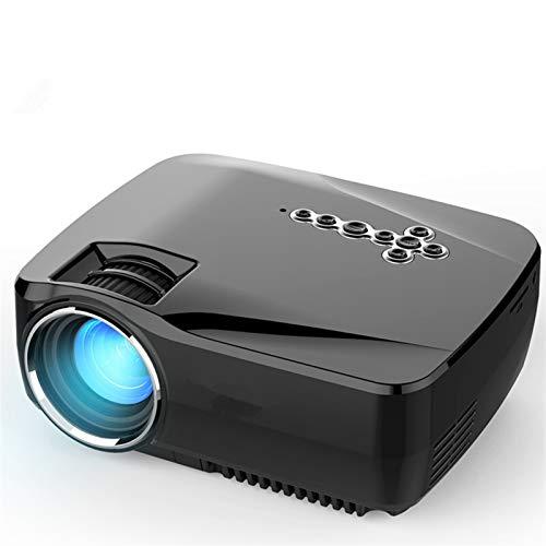 PUGONGYING Popular Multimedia WiFi Android Bluetooth 3D LED Portátil Portátil HD HD de Cine en casa Durable