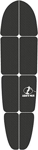 Ari'i Inui – Tabla de Surf (8Piezas), Negro, 242 cm