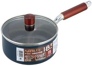 ネイブルー IH対応片手鍋 18cm RA-9216(1個) ホーム&キッチン 鍋・フライパン 鍋 [並行輸入品] k1-4903779092169-ak