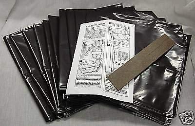COLIBROX 93620008 Trash Compactor Plastic Bags...