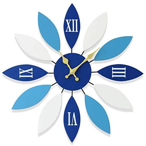 NMDD Orologio da Parete Silenzioso Orologio Decorativo Creativo Minimalista Moderno Soggiorno Sala da Pranzo Armadio (Colore: A, Taglia: XXL)