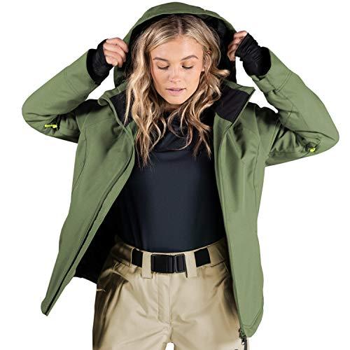 Wildhorn Frontera Premium Womens Ski Jacket - Designed in USA - Insulated Waterproof & Windproof...