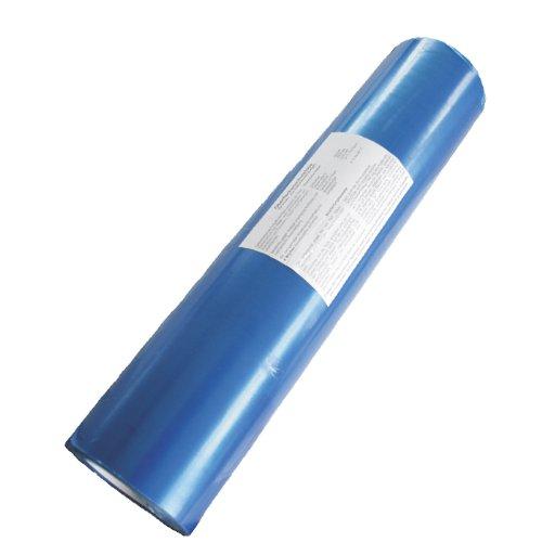 Glasschutzfolie blau 250mm x 100m Schutzfolie Folie LDPE Abklebefolie | (GP: 0,34 EUR / m2)