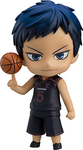 Orange Rouge Kuroko's Basketball Nendoroid Action Figure Daiki Aomine 10 cm