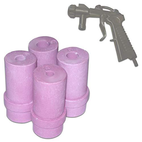 Ersatzteile   Düsensatz für Sandstrahlkabine SBC-90/220/350/P1 (Ø 4mm)