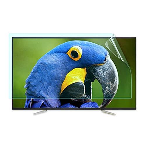 JHZDX Protector De Pantalla De TV, Protectores De Pantalla Anti Luz Azul Anti Deslumbramiento Filtro De Pantalla Aliviar La Fatiga Ocular Ultra-Claro para LCD, LED, OLED Y QLED 4K HDTV,40' 875 * 483