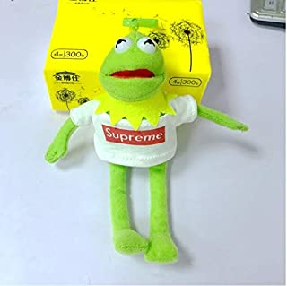 TANGGOOO The Frog The Muppet Show 14'' 40Cm Plush Toys Doll Animal Frog Plush Stuffed Animal Doll Must Have Gifts Birthday Gifts The Favourite Superhero Birthday LOL UNbox