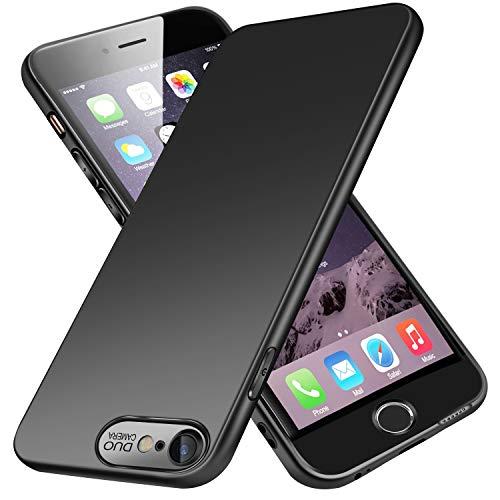 Cover iPhone 6/6s,[Look in Fibra di Carbonio] Custodia...