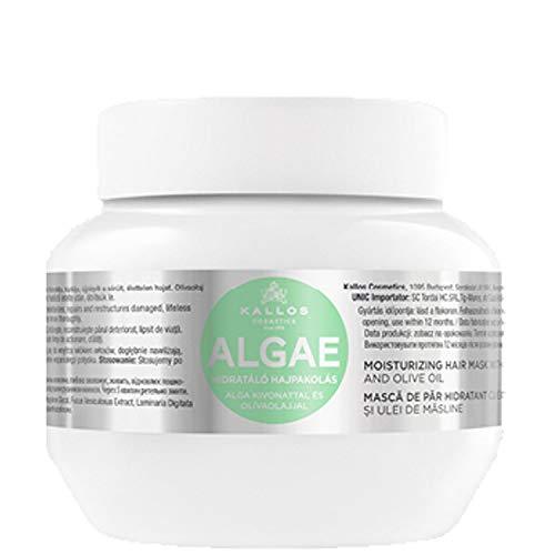 Kallos Algae Masque Hydratante pour Cheveux 275 ml