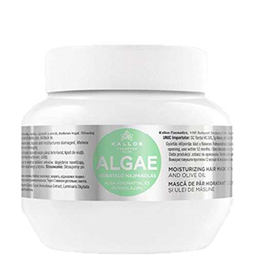 Kallos COSMETICS KJMN Algae Hair Mask 275 ml, 311193