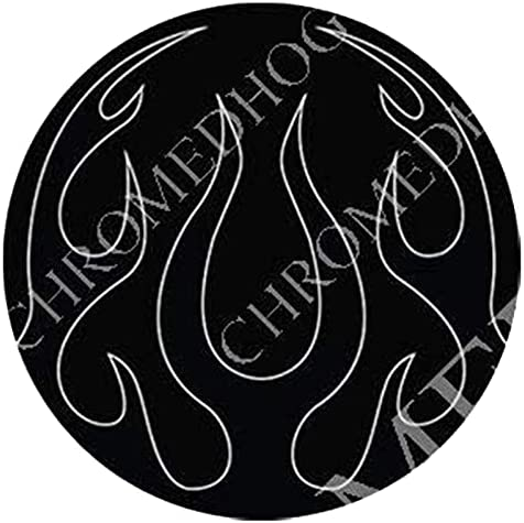 Medallion Decal Insert for Brembo Calipers - Flame Sales Challenge the lowest price of Japan results No. 1 Brake Black