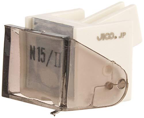 JICO レコード針 Ortofon N-15/Ⅱ用交換針 丸針 242-N15/Ⅱ