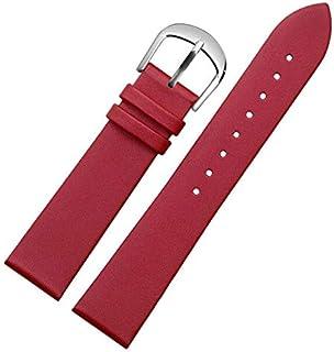 JINN - Watchbands - Genuine leather watch bracelet 10 12 14 16 18 20mm womens students fashion watchband wristwatches band...
