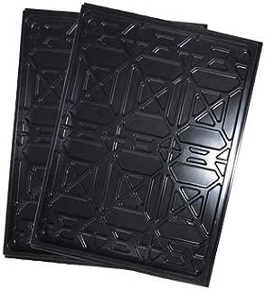 BendPak Plastic Oil Drip Trays - fits Bendpak HD-7 and HD-9 Series Car Lifts, 2-Pack