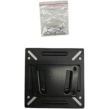 Soporte para Monitor: Base pequeña para LCD Soporte para TV de 14-32 Pulgadas Base para TV Universal para Montaje en Pared Adecuado para Ocasiones domésticas y comerciales: Amazon.es: Electrónica