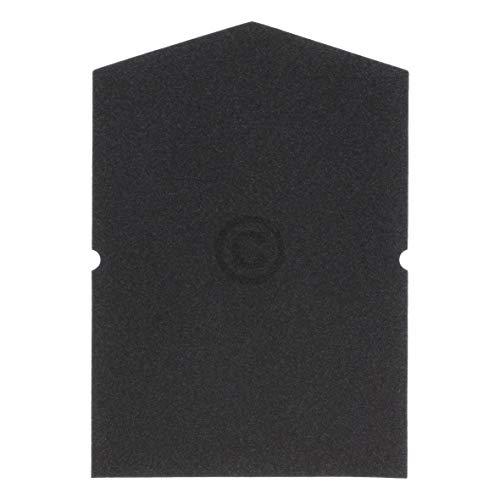Schaumfilter Schwammfilter Flusenfilter Filtermatte Matte Wrasenfilter Filter für Türe Trockner passend wie Miele 6057930