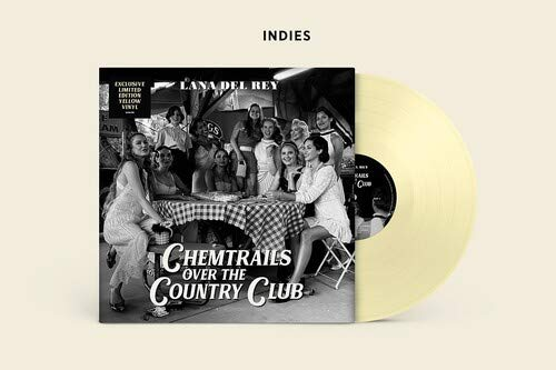 Chemtrails Over the Country Club (180 Gr. Vinyl Yellow Light Limited Edt.) [Vinyl LP]