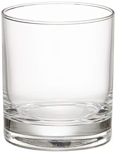 Rocco Bormioli Bormioli Rocco 1324420 Cortina Confezione 6 Bicchieri in Vetro per Vino, 20 cl