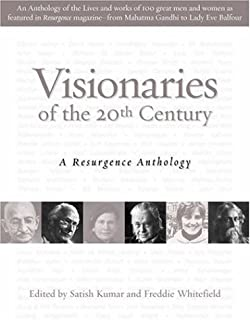 Visionaries of the 20th Century: A Resurgence Anthology