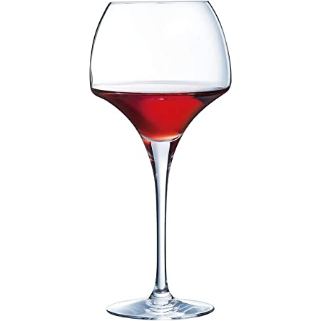 Chef & Sommelier Open Up tannic Copa de vino 550ml, sin polaridad de llenado, 6vasos