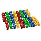 HomeDecTime Contando El Peso del Oso Juguete Niños Niños Experimento Matemáticas Color Material Didáctico