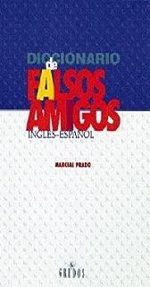 Best diccionario de falsos amigos Reviews