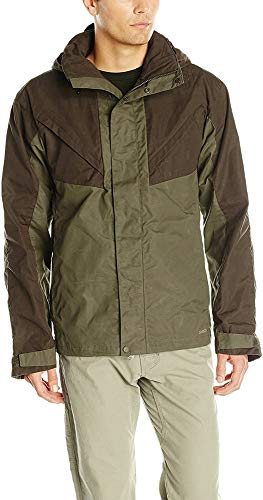 FJÄLLRÄVEN Drev Jacket M Veste de sport Homme Dark Olive FR : 3XL (Taille Fabricant : XXXL)