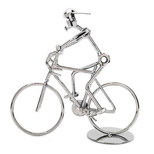 DAUERHAFT Bicicleta de decoración de Escritorio única para restaurantes
