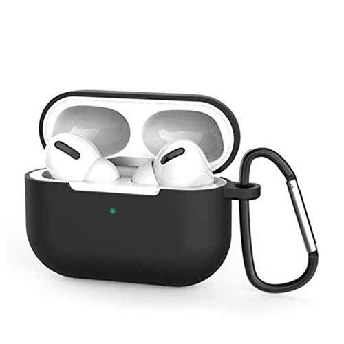 Capa Case Silicone Flexível AirPods Pro - Preto