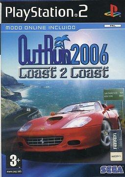 Atari OutRun 2006: Coast 2 Coast, PS2 PlayStation 2 Inglés vídeo - Juego (PS2, PlayStation 2, Racing, Modo multijugador, E (para todos))