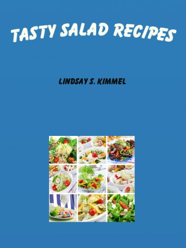 Tasty Salad Recipes (Tasty Recipes Book 1) (English Edition)
