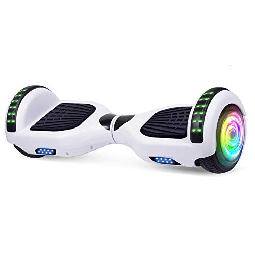 SISIGAD Hoverboard for Kids, Two Wheels Self-Balancing Hover Board, Best Gift for Kids