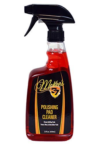 McKee's 37 Polishing Pad Cleaner (Foam, Wool, Microfiber Buffing Pad Cleaner), 22 fl. oz.