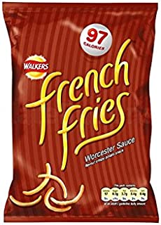 Walkers French Fries (32) (Worcester Sauce)