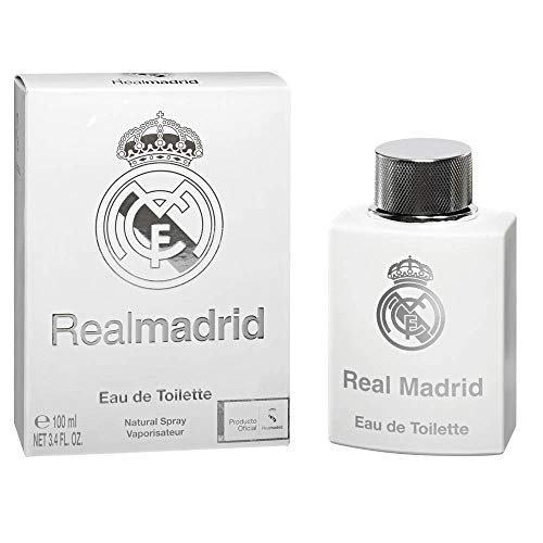 Real Madrid Eau de Toilette, 100 ml