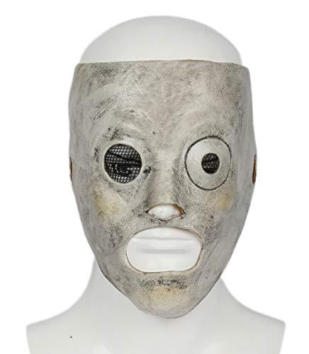 Mesky Máscara para Hombres para Halloween y Cosplay de