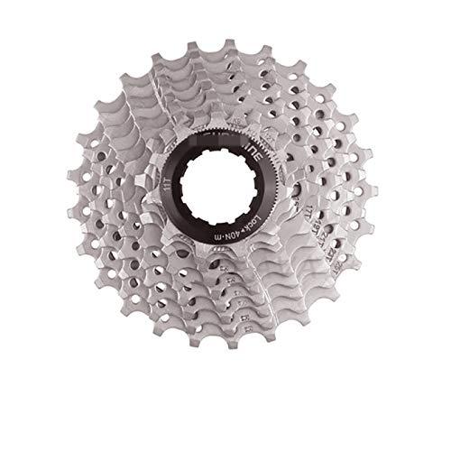 AQNPYR Bicicleta de Carretera MTB de 9 velocidades Rueda Libre Cassette Volante 9S 25/28/32/36/40/42/46 / 50T.para Shimano M370 M390 M4000 M590 sram 9v