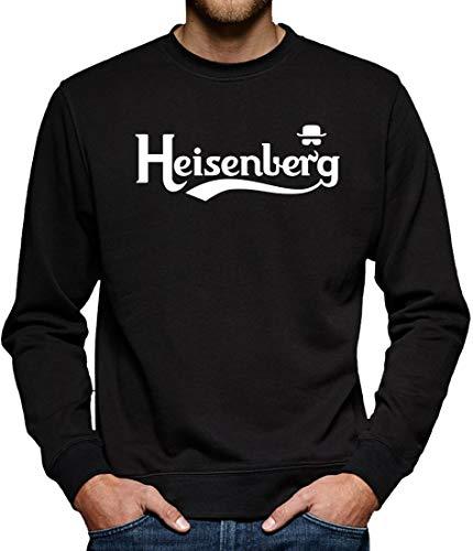 Heisenberg Ale Beer Sweatshirt Pullover Herren S Schwarz