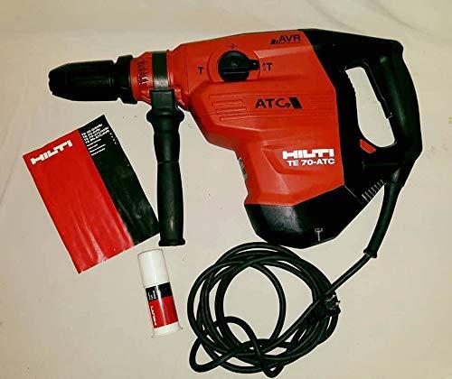 Hilti 120-Volt SDS Max TE 70-ATC-AVR Combi Hammer