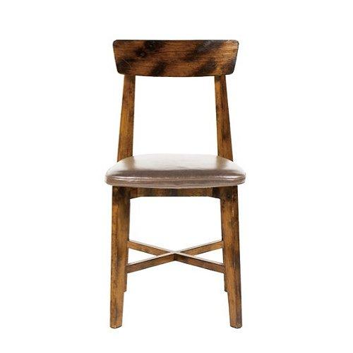 journal standard Furniture CHINON CHAIR LEATHER KHAKI