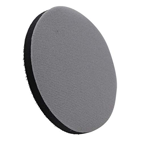 VIBRATITE 6 Inch Interface Pad Soft Sponge Sanding Disc Backing Pads Hook and Loop Attachment Power Tools Accessories 125mm
