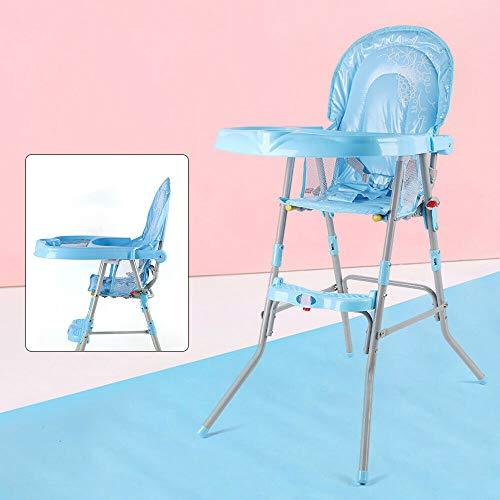 Generic Trona para bebé, 3 en 1, silla alta para niños, silla...