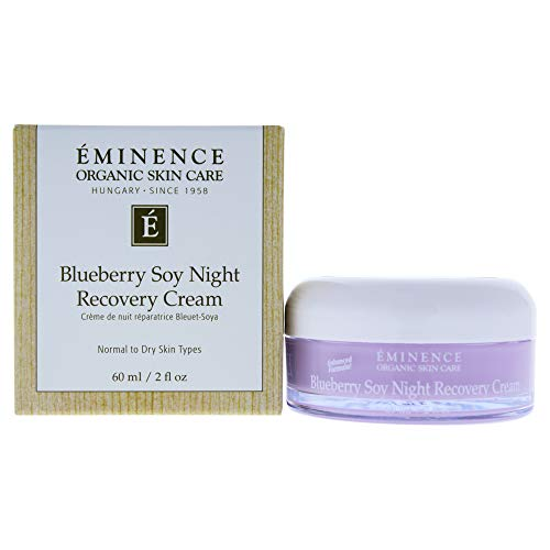 Eminence Organic Night Recovery Cream, 2 Ounce