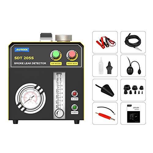 AUTOOL Dual Modes EVAP Vacuum Automotive Smoke Machine Leak...