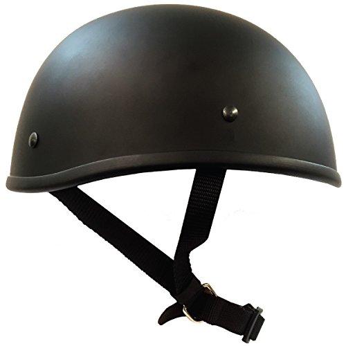 B180S - A Fiberglass Low Profile DOT Helmet - The Original Smallest and Lightest DOT Helmet Ever Made